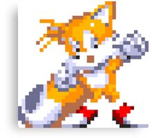 "Miles ""Tails"" Prower Canvas Print"
