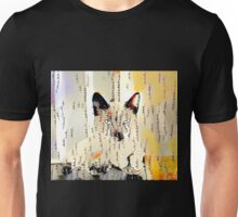 Written in Kitten Unisex T-Shirt