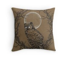 Forest of October  Throw Pillow