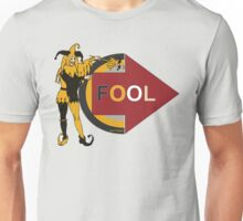 Funny jester comic prank Im with fool Unisex T-Shirt