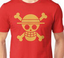 One Piece Gold Unisex T-Shirt