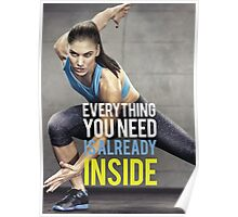 Everything You Need Is Already Inside Poster
