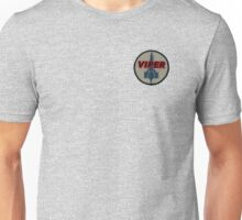Viper Pilot Patch Unisex T-Shirt