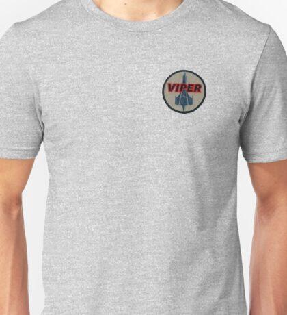Viper Pilot Patch Unisex T-Shirt