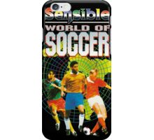 Sensible World of Soccer iPhone Case/Skin