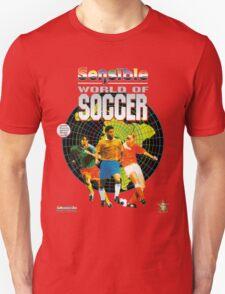 Sensible World of Soccer Unisex T-Shirt