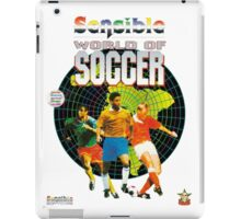 Sensible World of Soccer iPad Case/Skin