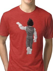 "Vegeta, best friend (To buy in combo with ""Goku, best friend"") Tri-blend T-Shirt"