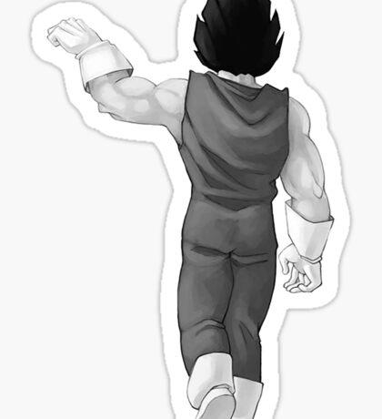 "Vegeta, best friend (To buy in combo with ""Goku, best friend"") Sticker"