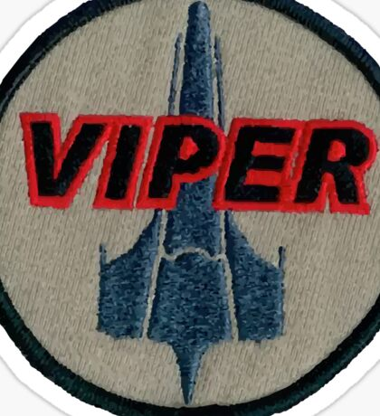 Viper Pilot Gang Sticker