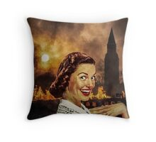 Did I Do That? Throw Pillow