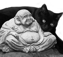 Listening To Buddha  by Heather Friedman