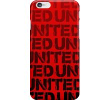 United Fade iPhone Case/Skin