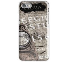 The Mystifying Oracles iPhone Case/Skin