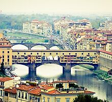Florence by PhotoPerocsenyi