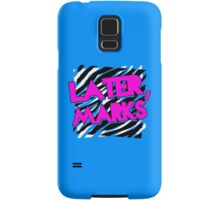Dolph Ziggler - Later, Marks Samsung Galaxy Case/Skin