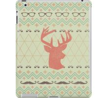 Ugly Hipster Sweater iPad Case/Skin