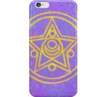 Sailor Moon Symbol iPhone Case/Skin