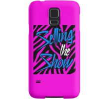 Dolph Ziggler - Selling the Show Samsung Galaxy Case/Skin