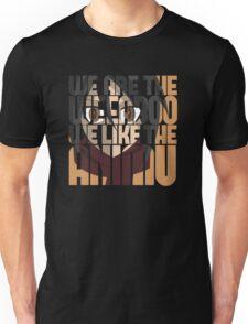 Weeaboos Like Animu - Mikasa Ackerman Unisex T-Shirt
