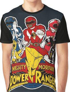 Power Ranger Graphic T-Shirt