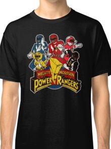 Power Ranger Classic T-Shirt