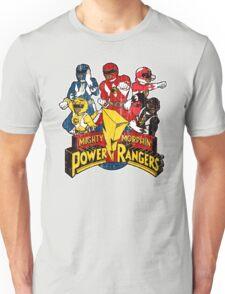 Power Ranger Unisex T-Shirt