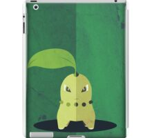 Pokemon - Chikorita #152 iPad Case/Skin