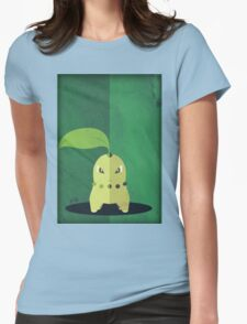 Pokemon - Chikorita #152 Womens Fitted T-Shirt