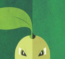 Pokemon - Chikorita #152 Sticker