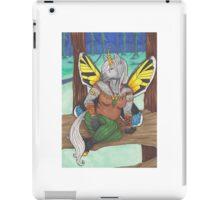 Unicorn Fae iPad Case/Skin