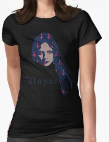 Icons - Buffy Summers Womens Fitted T-Shirt