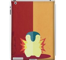 Pokemon - Cyndaquil #155 iPad Case/Skin