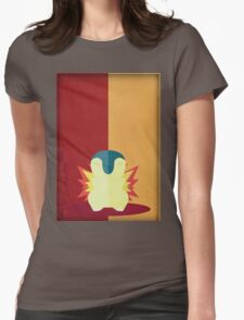 Pokemon - Cyndaquil #155 Womens Fitted T-Shirt