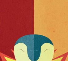 Pokemon - Cyndaquil #155 Sticker