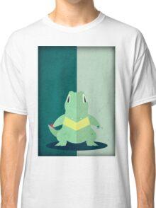 Pokemon - Totodile #158 Classic T-Shirt