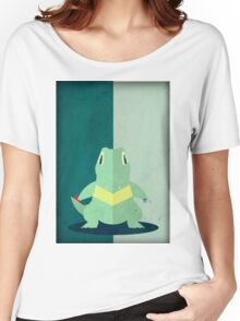 Pokemon - Totodile #158 Women's Relaxed Fit T-Shirt
