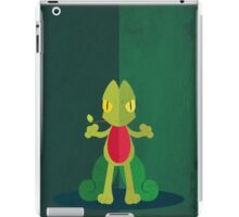 Pokemon - Treecko #252 iPad Case/Skin