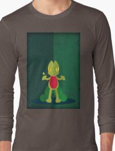 Pokemon - Treecko #252 Long Sleeve T-Shirt