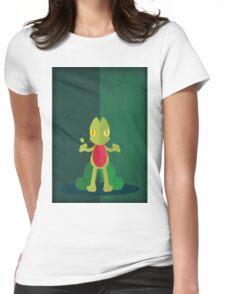 Pokemon - Treecko #252 Womens Fitted T-Shirt