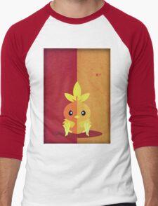 Pokemon - Torchic #255 Men's Baseball ¾ T-Shirt