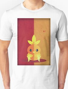 Pokemon - Torchic #255 Unisex T-Shirt