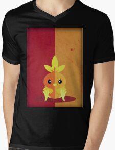 Pokemon - Torchic #255 Mens V-Neck T-Shirt