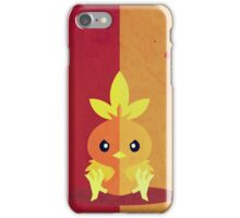 Pokemon - Torchic #255 iPhone Case/Skin