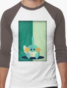 Pokemon - Mudkip #258 Men's Baseball ¾ T-Shirt