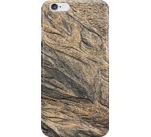 Natural Sand Art Abstract iPhone Case/Skin