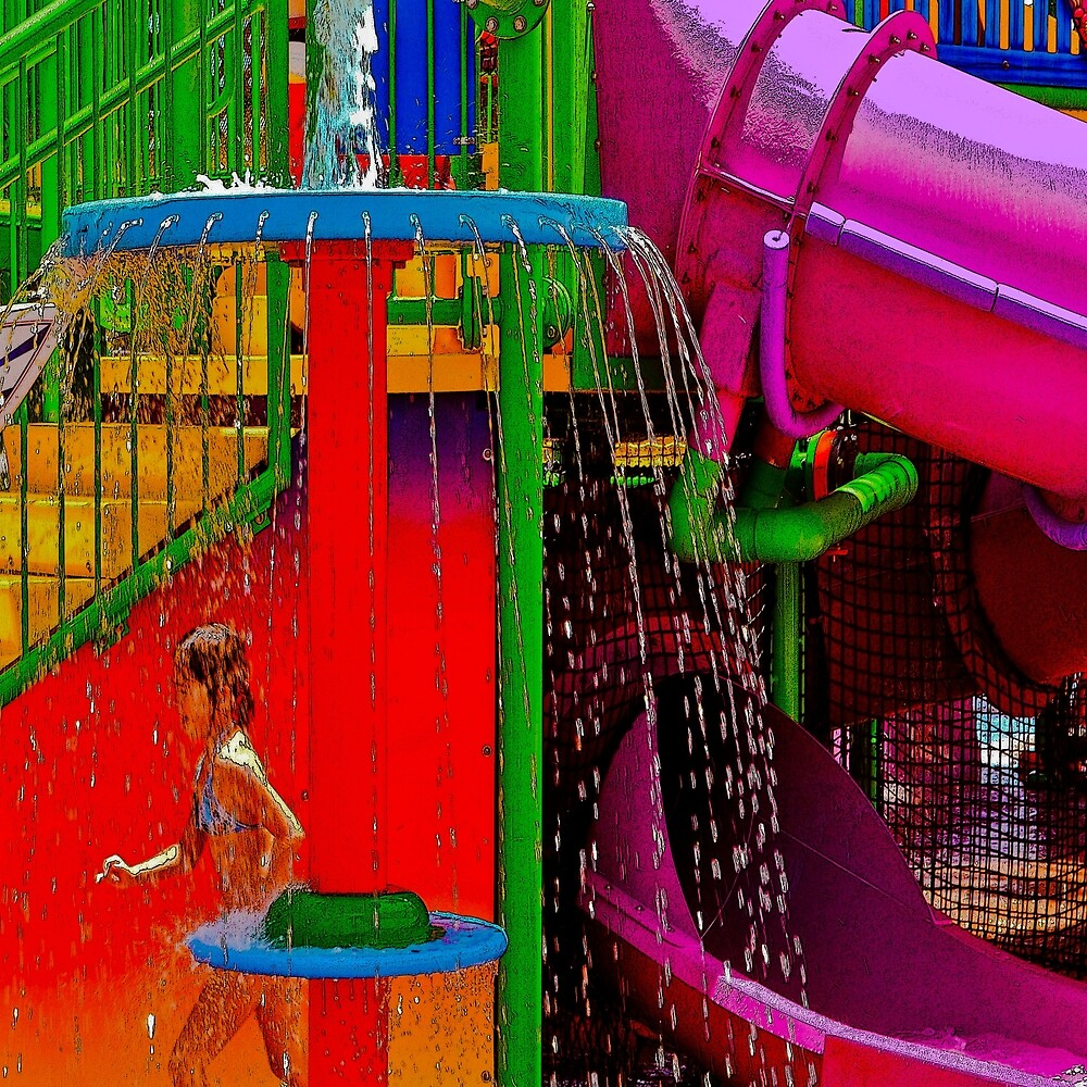 Water Park by Thomas Barker-Detwiler