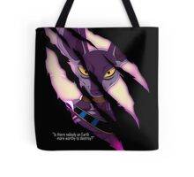 Bills - God of Destruction Tote Bag