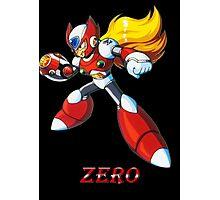 Zero Photographic Print