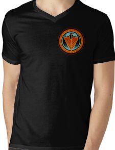 UNSC Spirit of Fire Insignia Mens V-Neck T-Shirt